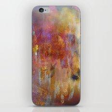 Holi Smoke iPhone & iPod Skin