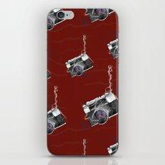 Spidey Camera iPhone & iPod Skin