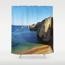 Sea's The Moment Shower Curtain