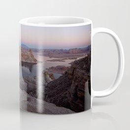 Lake Powell Sunset Coffee Mug