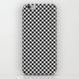 Chessboard 36x36 iPhone Skin