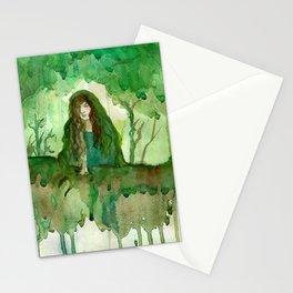Akka The Earth Goddess Stationery Cards