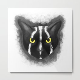 Rise of the planet of the cats Metal Print