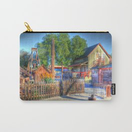 Western Yard Carry-All Pouch
