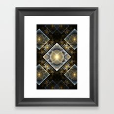 MP 20 Framed Art Print