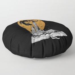 Fairytale Book Floor Pillow