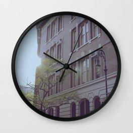Greenwich Village Wall Clock