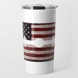 American Razor Travel Mug