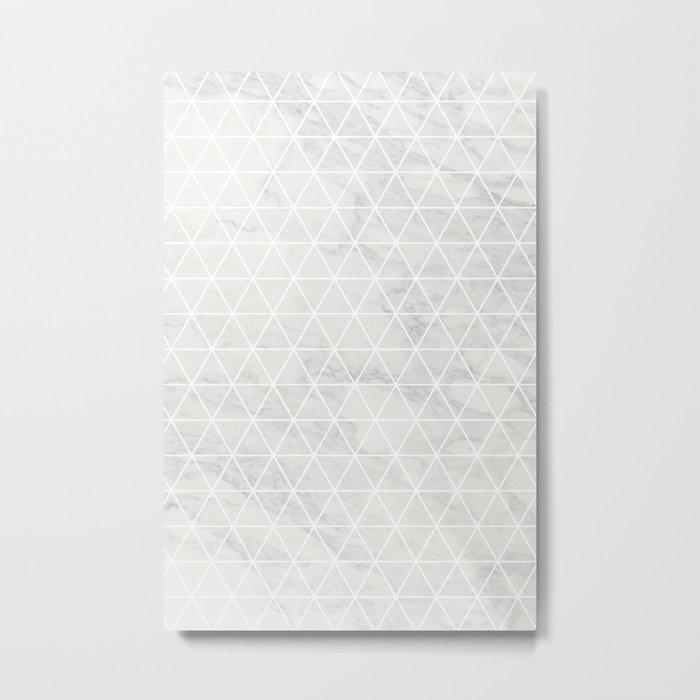 TriangUlina Metal Print