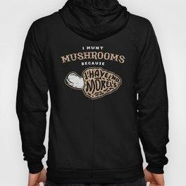 Mushroom Hunt Hoody