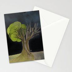 Duality Tree Stationery Cards