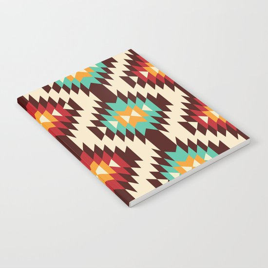 American Native Pattern No. 19 Notebook