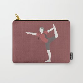 Wii Fit Trainer♂(Smash)Red Carry-All Pouch