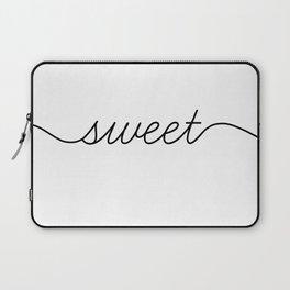 sweet dreams (1 of 2) Laptop Sleeve