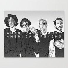 We're Just Resurrection Men Canvas Print