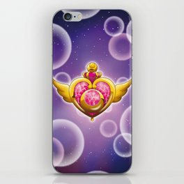 Sailor Moon - Crisis Moon iPhone Skin