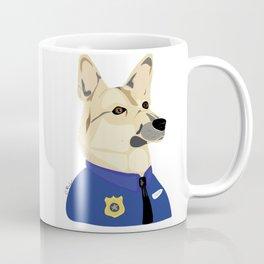 Officer Taylor Coffee Mug
