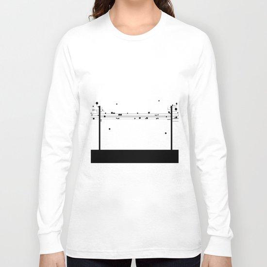 Digital Cords Long Sleeve T-shirt