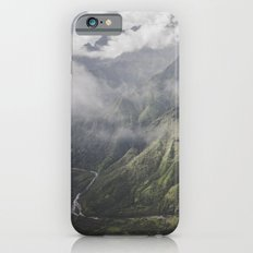 Mountains - Kauai, HI Slim Case iPhone 6s