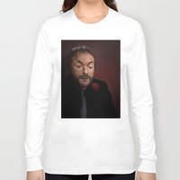 crowley Long Sleeve T-shirts featuring Crowley by San Fernandez
