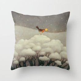Lost Star Throw Pillow