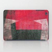 gemini iPad Cases featuring Gemini by Fernando Vieira