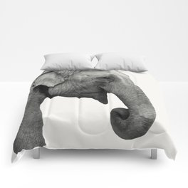 Elephant Animal Photography Comforters