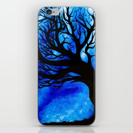Blue Sky iPhone Skin