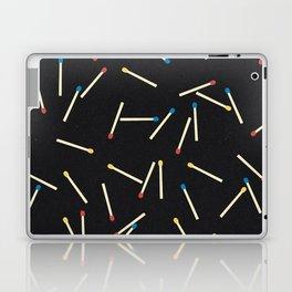 Matchsticks Laptop & iPad Skin