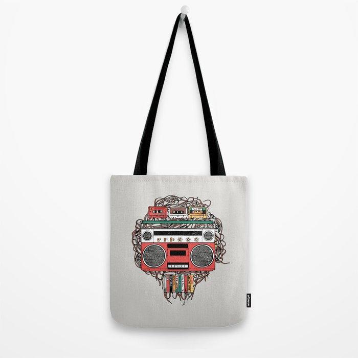 Radioinactive Tote Bag