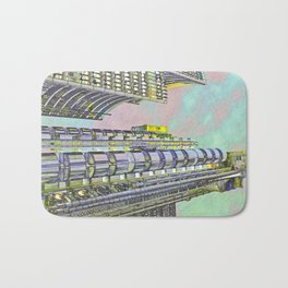 Lloyd's of London Building  Bath Mat