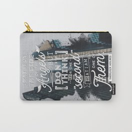 Sherlock - Angels Carry-All Pouch