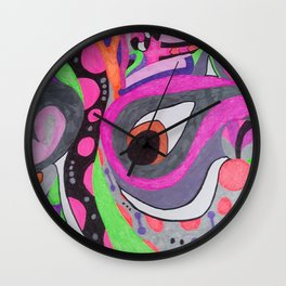 Magical Mystery Tour Wall Clock
