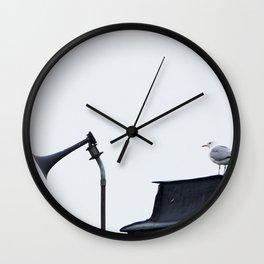 Noisy Things Wall Clock