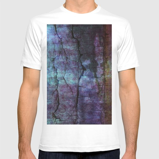 cracked Earth T-shirt