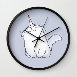 Uni-Kitty Wall Clock