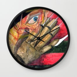 A New Nightmare Wall Clock