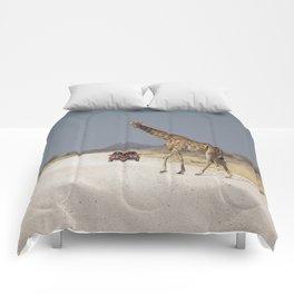 Giraffe 10 Comforters