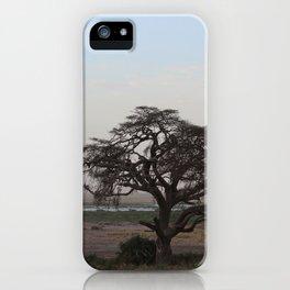 Kenyan Sunset iPhone Case