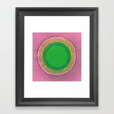 Dotto 17 Framed Art Print