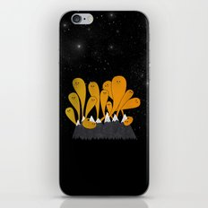 Northern Frights (Halloween Edition) iPhone Skin