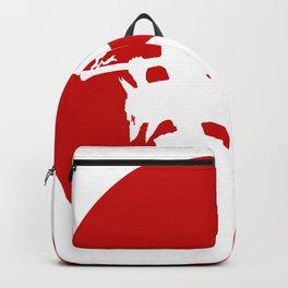 Berserk red moon armor Backpack
