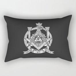 Secret Society Rectangular Pillow
