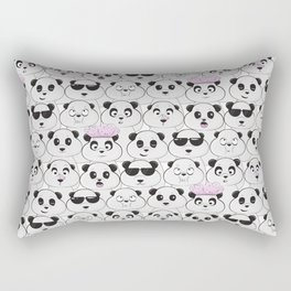 Panda pattern Rectangular Pillow