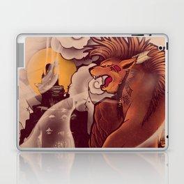 Valley of the Fallen Star Laptop & iPad Skin