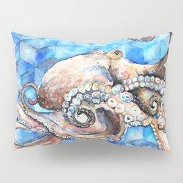 Magna Polypus (Large Octopus) Pillow Sham
