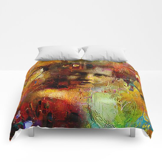 First time you looked at me Comforters