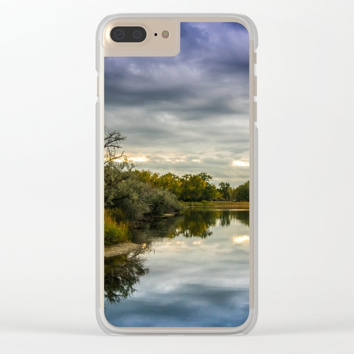 Storm 2 Clear iPhone Case