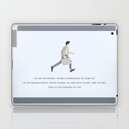 Walter Mitty, Ben Stiller, Major Tom, Print Laptop & iPad Skin
