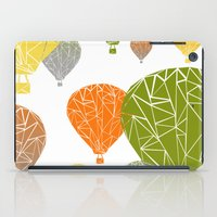balloons iPad Cases featuring BALLOONS by ARCHIGRAF